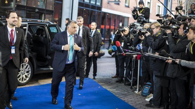 Orbán: a magyar modell működik