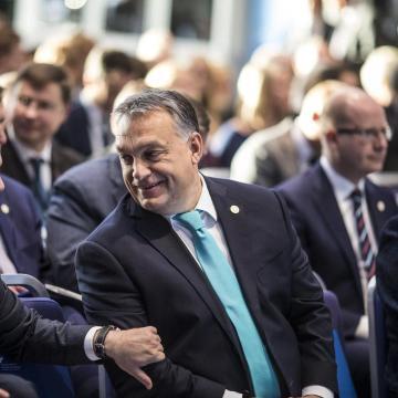 Orbán Viktor: Működik a magyar modell