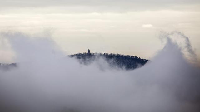 Újra kemény ködre figyelmeztetnek