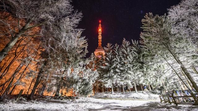 15-20 centi hó: érkezik az ország első komolyabb hótakarója