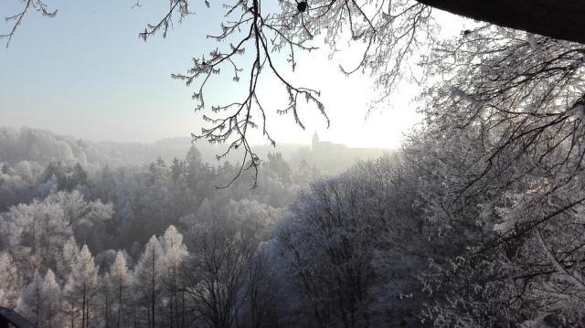 Hideg idővel kezdődik a december