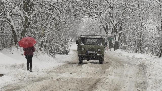 Igazi téli idővel kezdődik a december