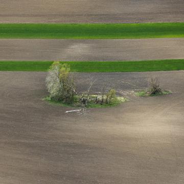 Új fejlesztés a térségünkben is csökkenti a termőföldek vegyszerterhelését
