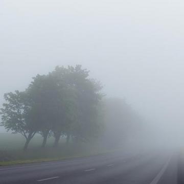 Újra sűrű köd száll térségünkre