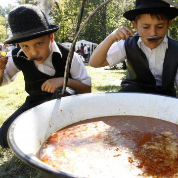 Hungarikum lett a gulyásleves, a pálos rend és a hollóházi porcelán is