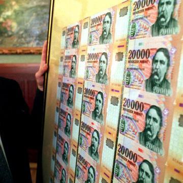 MNB: a régi 20 000 forintos bankjegyek már csak idén használhatóak kereskedelmi forgalomban