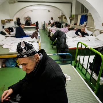 Országosan 72 százalékos az éjjeli menedékhelyek kihasználtsága