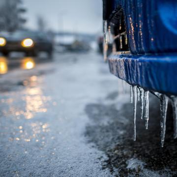 Sokfelé ónos eső, máshol hó és eső várható
