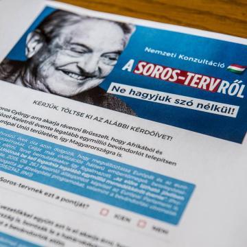 Az elsöprő többség nemet mondott a Soros-tervre