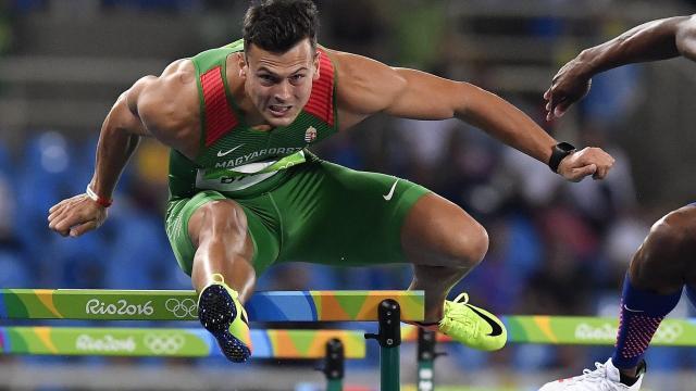Az Év sportolója 2017 - A férfi jelöltek