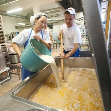 Élelmezésvezetők képzése - Így lesz kedvencünk a menza koszt