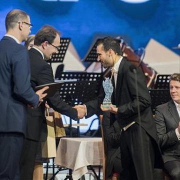 Leonadro Sini nyerte a Maestro Solti Nemzetközi Karmesterversenyt