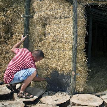Támogatást kapnak a vidéki értékek - Megmentik, felújítják a népi építészeti értékeket