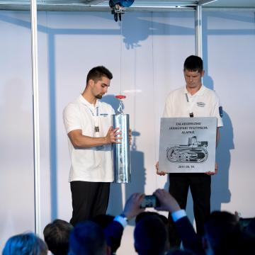 Önvezető autók technológiáját fejlesztik Zalaegerszegen
