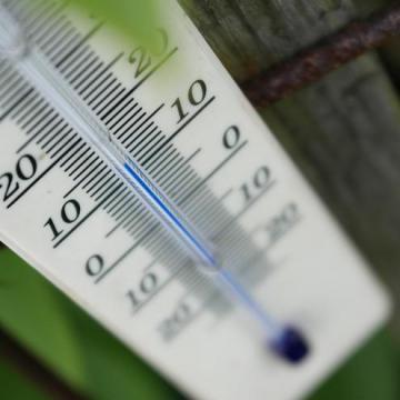 Több helyen megdőlt a napi melegrekord