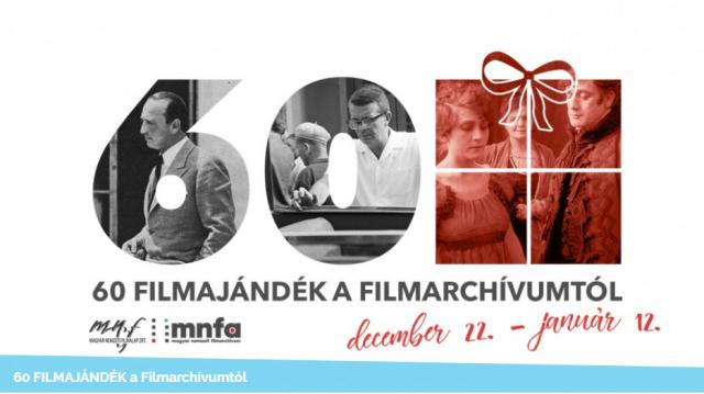 Hatvan film ingyen hozzáférhető január közepéig a Filmarchívumon