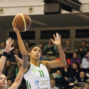 Rasheed Rita a PEAC-Pécs csapatába igazol