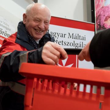 Több mint 300 tonna élelmiszer gyűlt össze az Adni Öröm! jótékonysági akcióban