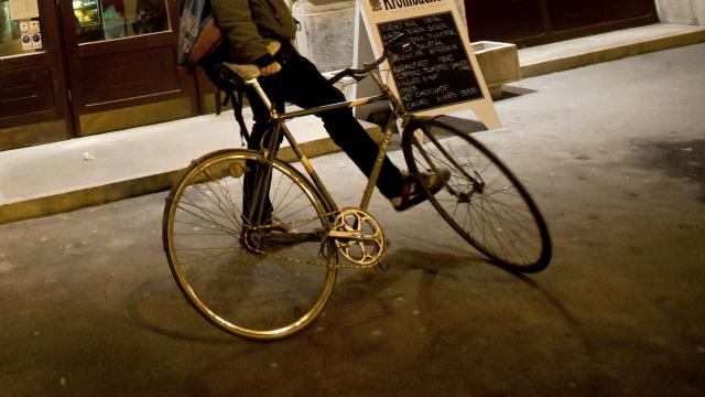 Lopott kerékpárt hajtott, amikor igazoltatták a rendőrök