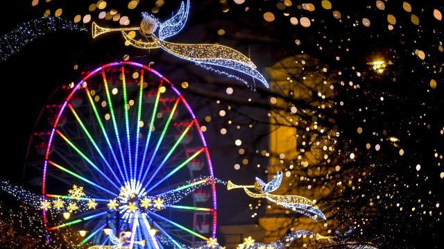 Búcsú a karácsonyi fényektől