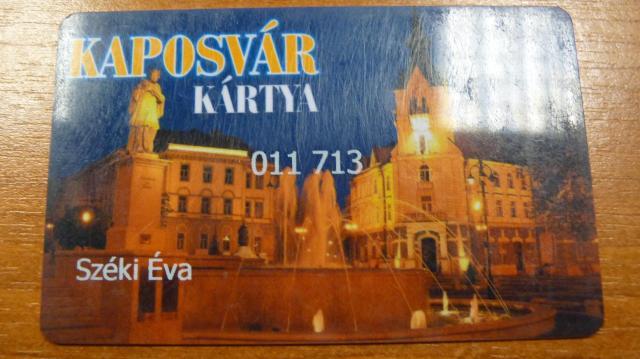 Három hét múlva lejárnak a tavalyi Kaposvár Kártyák