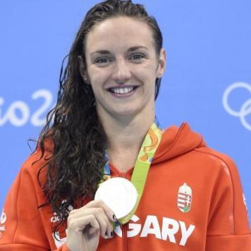 Hosszú Katinka lehet az év női sportolója