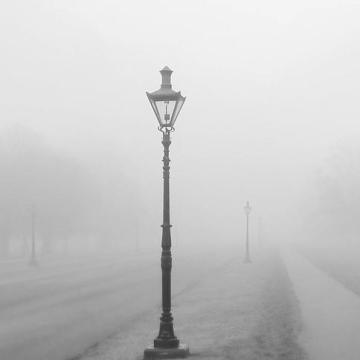 Tartós ködre figyelmeztetnek térségünkben