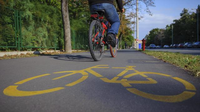 Újabb kerékpárutak építéséről döntöttek - A Magyar Közúthoz kerül az utak üzemeltetése