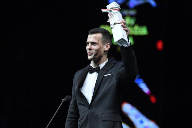 Az Év sportolója gála - Baji Balázs először, Hosszú Katinka hatodszor díjazott