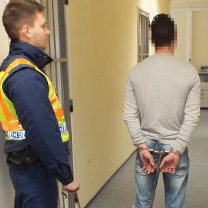 Bíróság elé állítják a hevesi rablás gyanusítottját
