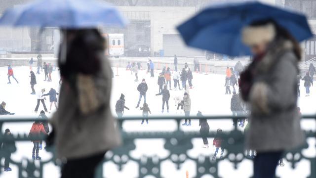 Hó és lehűlés is várható a hétvégén
