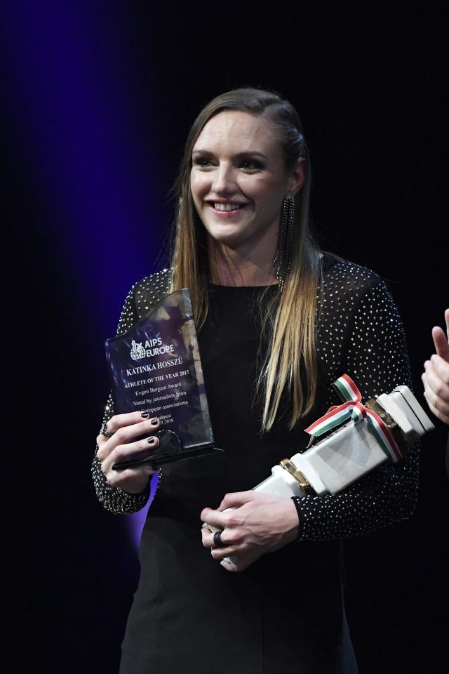Ők lettek 2017 legjobb magyar sportolói és edzői