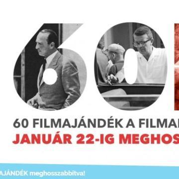 Pár napig még szabadon hozzáférhető 60 filmklasszikus