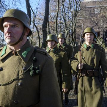 Százezer magyar katona vesztette életét 75 éve