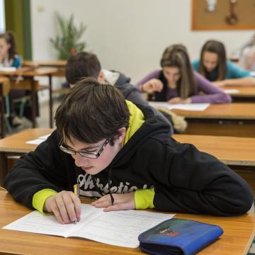 A középiskolákba készülők felvételiznek szombaton