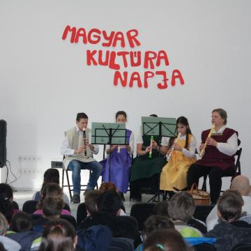 Díjátadókkal és színes programokkal ünnepli a kultúrát Érd