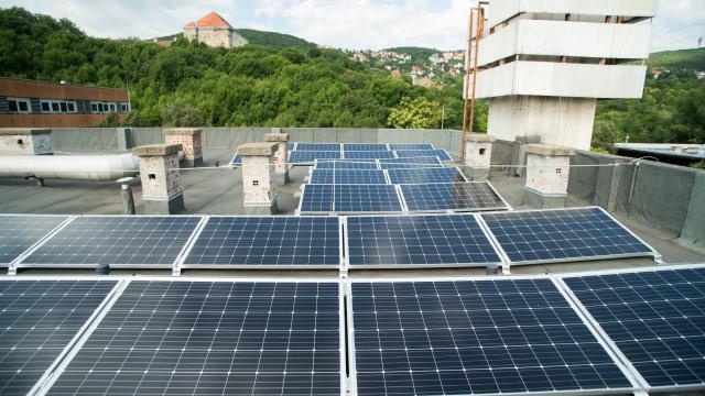Kiserőművek - Egyre többen csapolják meg a Napot