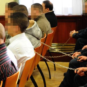 Emberrablók büntetését csökkentette a Debreceni Ítélőtábla