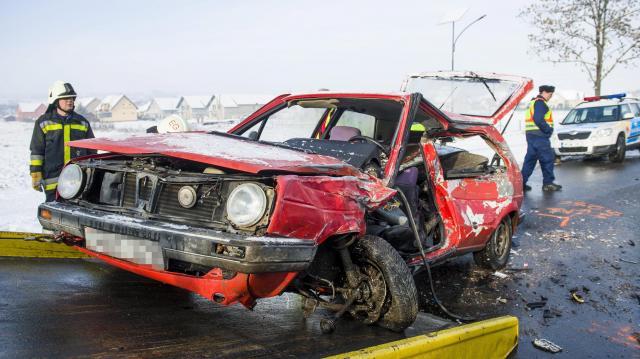 Halálos baleset történt Egerszalók külterületén