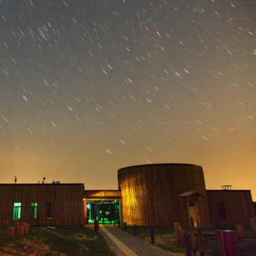 Holdkőzettel bővült a Zselici Csillagpark meteoritgyűjteménye