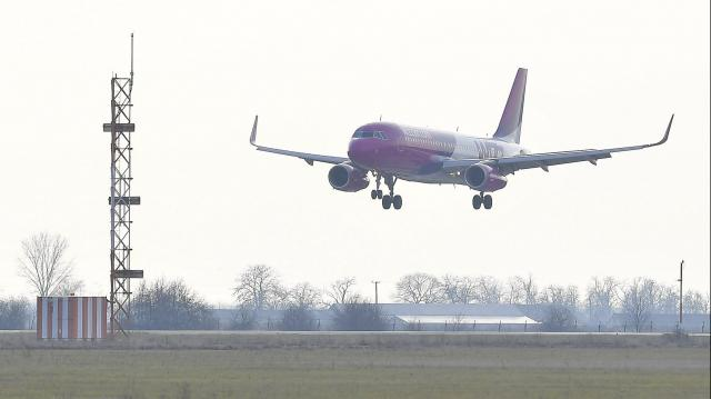 Rekord utasforgalom a debreceni repülőtéren