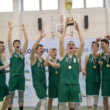 Diákolimpia döntők - A csapatsportok hétvégéje zajlott Debrecenben