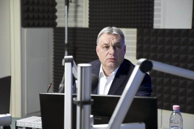 Orbán Viktor: az ENSZ migrációs tervezete olyan, mintha a Soros-tervből másolták volna
