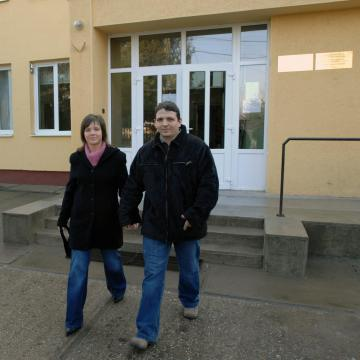 Új épülettel bővül a kompolti általános iskola
