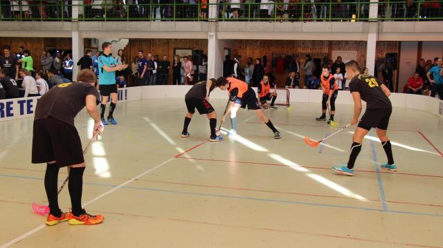 Álomdöntőben bíznak a komáromi floorballosok