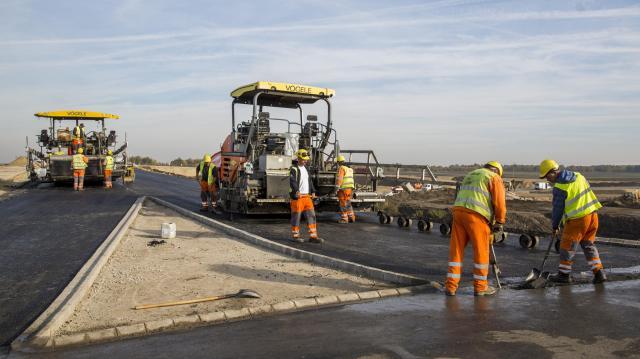 Indul a keleti elkerülő út építése Hódmezővásárhelyen
