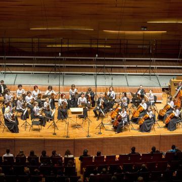 Megerősítette pozícióját tavaly a Pannon Filharmonikusok zenekar