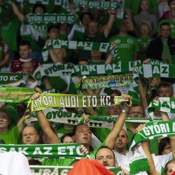 Összekerült a Győr és a Fradi az elődöntőben