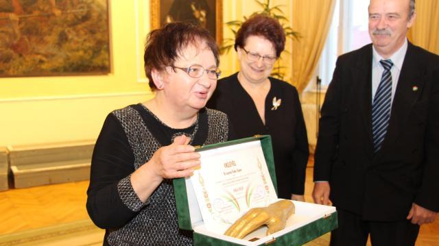 Átadták a Jókai-díjat Észak-Komáromban
