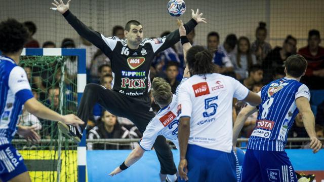 Férfi kézilabda BL - Szoros meccsen kapott ki a Szeged a címvédőtől